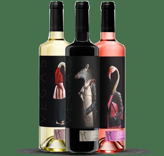 Familia de vinos Vegas de Avelino Vegas